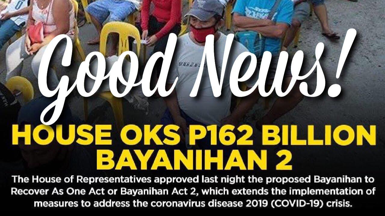 🔴 GOOD NEWS ITO SA MGA OFWs NA UUWI AT STRANDED SA PILIPINAS!