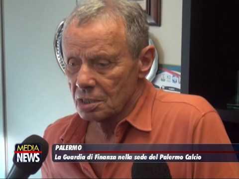 La Finanza nella sede del Palermo, perquisizioni per Zamparini