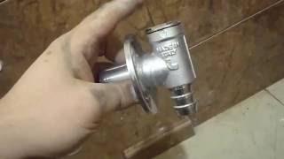 видео Сифон для стиральной машины