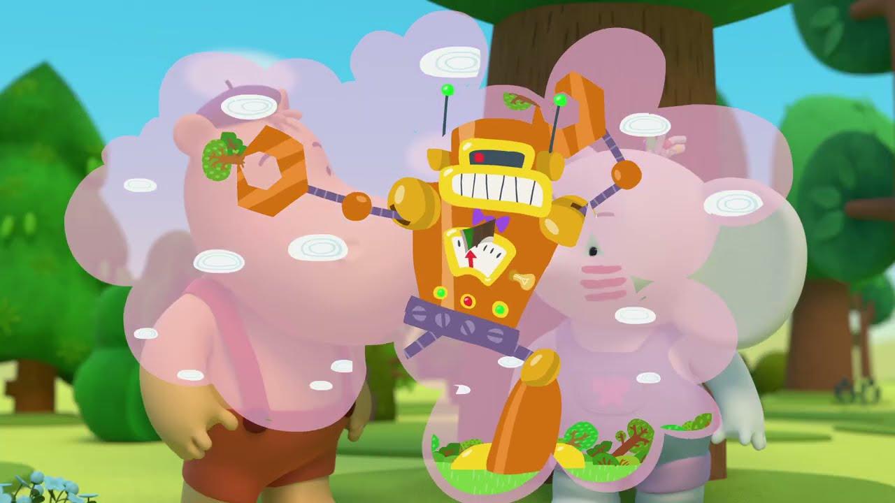 Тима и Тома - 😱 Микробы Атакуют   Мультфильм HD - Приключенческий мультик 😍