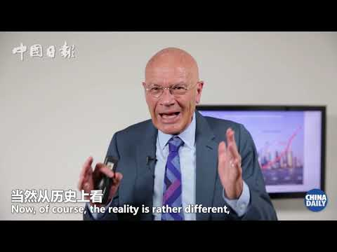 From Follower To Leader: The Story Of China's Rise