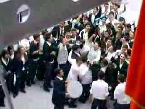 TED ANKARA COLLEGE - 2007 ELECTIONS (Part 1)