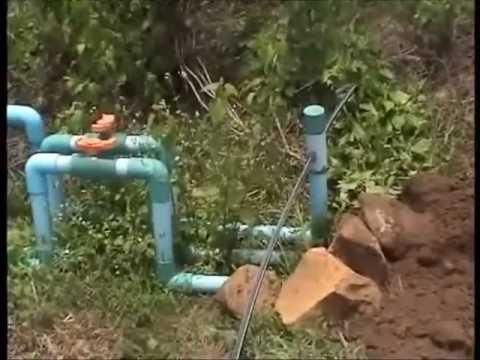 ดินแห้งแล้ง โซลาร์เซลล์ แก้ปัญหา ชาวนาทำเอง ราคาถูก ปั้มน้ำ สอนฟรี ทั่วประเทศ อ.นันท์ ภักดี