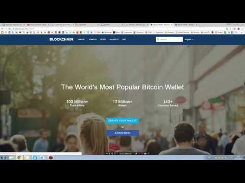 blockchain.info, фишинговые сайты мошенников! Будьте осторожны!