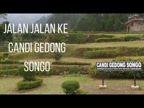 Pemandangan indah dari Candi Gedong Songo - Wisata Semarang