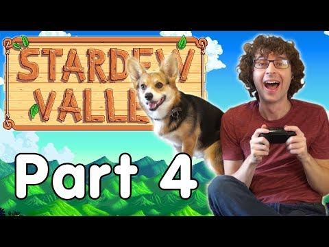 Stardew Valley - The Wizard - Part 4