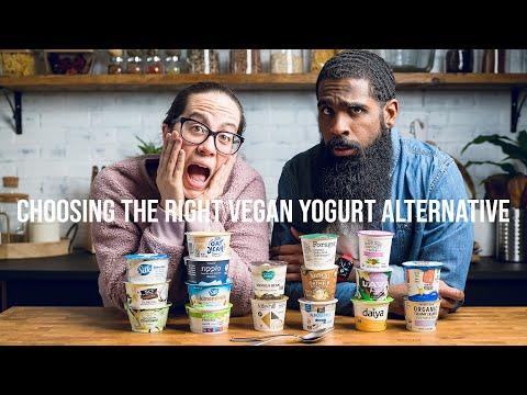 Ultimate Vegan Yogurt Taste Test 17 brands