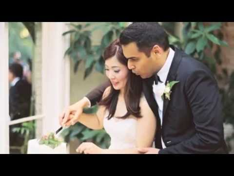 Salil Weds Jennifer: Indian Marriage, Korean Wedding, Christian Ceremony