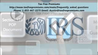 Tax Free Premiums: Section 125 Plan Document