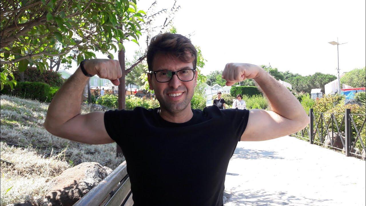 Biceps Kasları Nasıl Geliştirilir