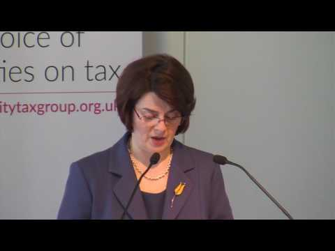 CTG Annual Tax Conference 2017 - Speech by the Financial Secretary to the Treasury