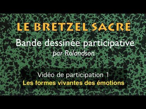 Vidéo de participation- formes vivantes des émotions