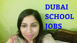 Job Vacancies For Nursery Teachers In Dubai