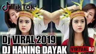 DJ Haning - Lagu Dayak (Remix Viral Full Bass 2019) [Nofin Asia]