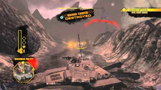 Red Faction: Guerrilla (Demons of the Badlands) - Ending (Final Mission)