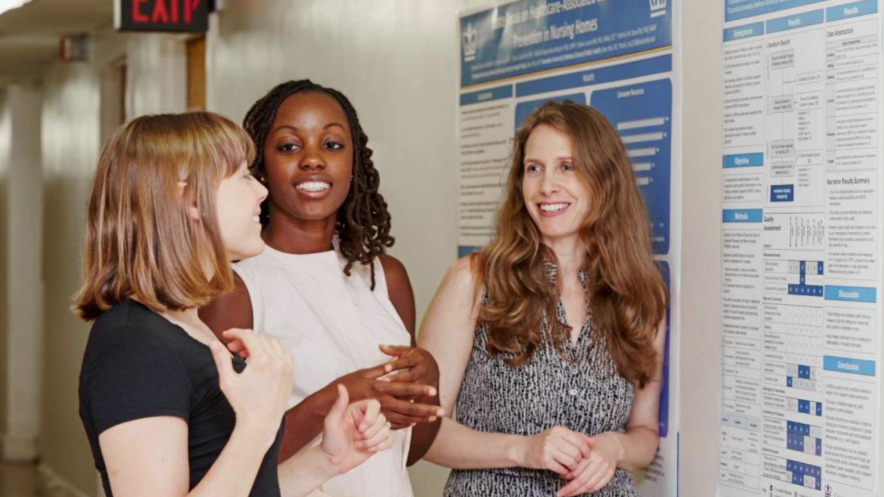 Discover Columbia Nursing doctoral programs: DNP and PhD