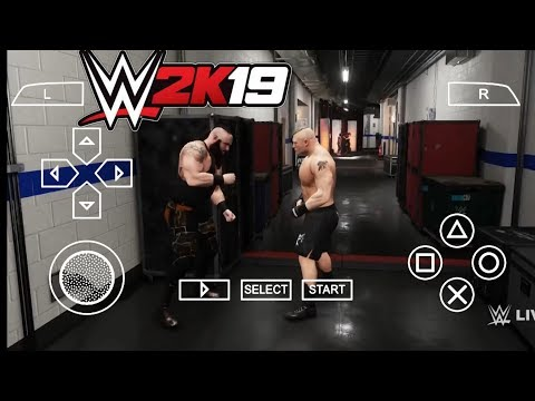 WWE 2K19 Download On Android | High Compressed | PPSSPP 2K19 MODE