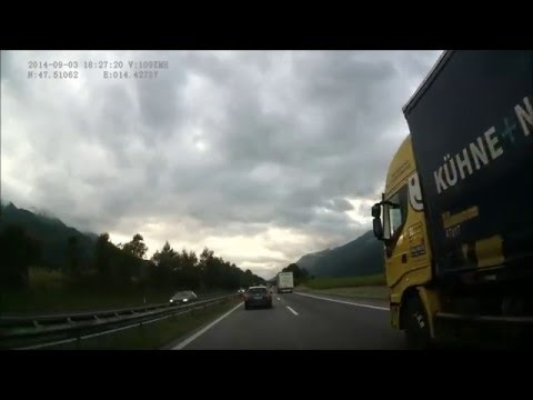 Beautiful Austria- Highway Driving