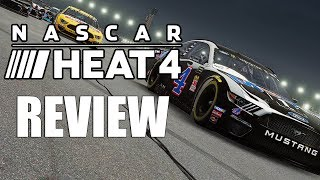NASCAR Heat 4 Review - The Final Verdict (Video Game Video Review)