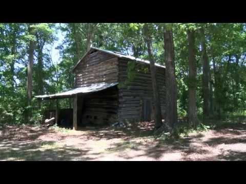 Historic Tobacco Barns in Virginia