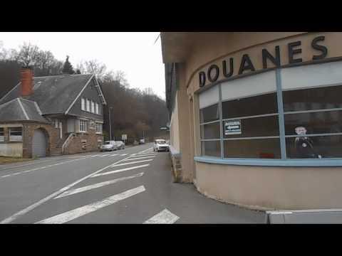 La PhotoquiBouge/Macquenoise(frontière France-Belgique)ancien poste douanes 5 04 2013-17h