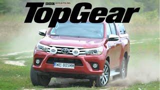 Toyota Hilux | TEST | TopGear Polska