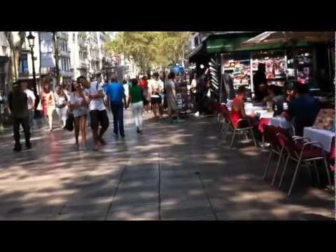 La Rambla, Barcelona - A MUST quick beginners guide