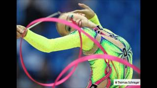 Rhythmic Gymnastics Music - The Bannered Mare