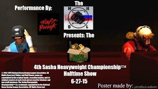 National Heavy Boxing League 4th Sasha Heavyweight Championship!