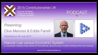Episode 08 - Natural Law versus Economic System