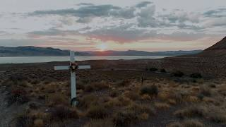 DRONE FLIGHTS NEVADA SEPTEMBER 2017 - RENO, BURNING MAN, PYRAMID LAKE