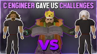 C Engineer gave us Challenges.. | Tanzoo v Virtoso | Episode 134