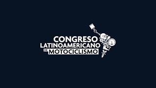 """Congreso Latinoamericano de Motociclismo, Germán Acevedo """"Seguridad Vial""""."""