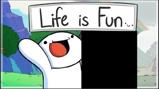 Life Is Fun but only James is singing