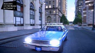 1985 Chevrolet Caprice NYPD Police GTA IV MOD ENB 2 7K 1440p