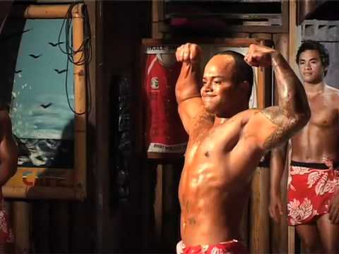 Tonga Body Builder Fundraising for 2011 South Pacific Game.mov