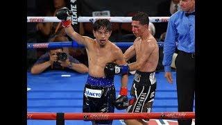 boxing (^-^)v 「WBCシルバー・スーパーフライ級タイトルマッチ」 20...
