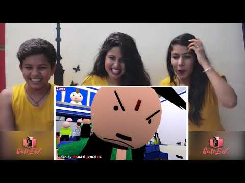 MAKE JOKE OF ||MJO|| - AMRENDRA BARBER | Reaction |Pooja Rathi | CuteBox
