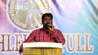 your god is alive message by pastor paul raju 20 02 2017