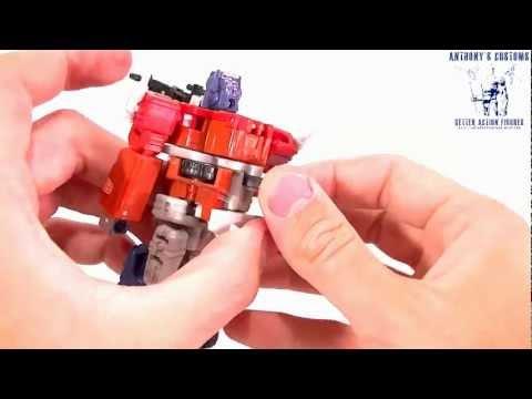 Transformers Ultimate Battle OPTIMUS PRIME & MEGATRON Review