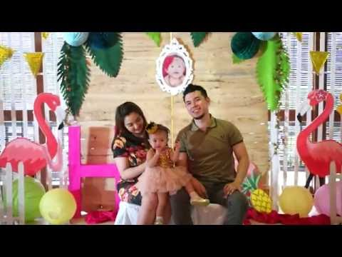 Hayleys 1st Birthday Party Highlights Music