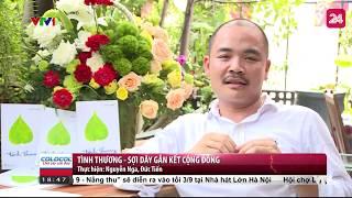 Giới thiệu cuốn sách Tình thương để làm người và lập nghiệp_Ha Huy Thanh
