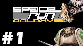 Let's Play Space Run Galaxy - Kamehameha - Part 1 Space Run Galaxy Gameplay