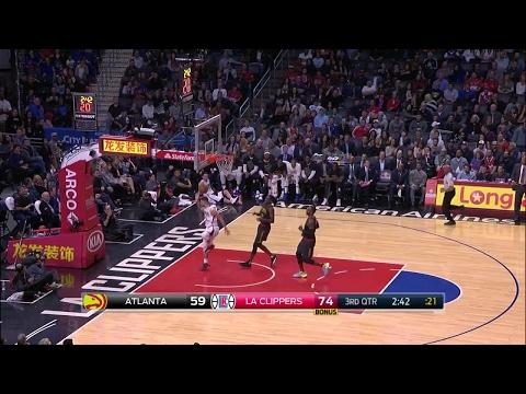 Quarter 3 One Box Video :Clippers Vs. Hawks, 2/15/2017 12:00:00 AM