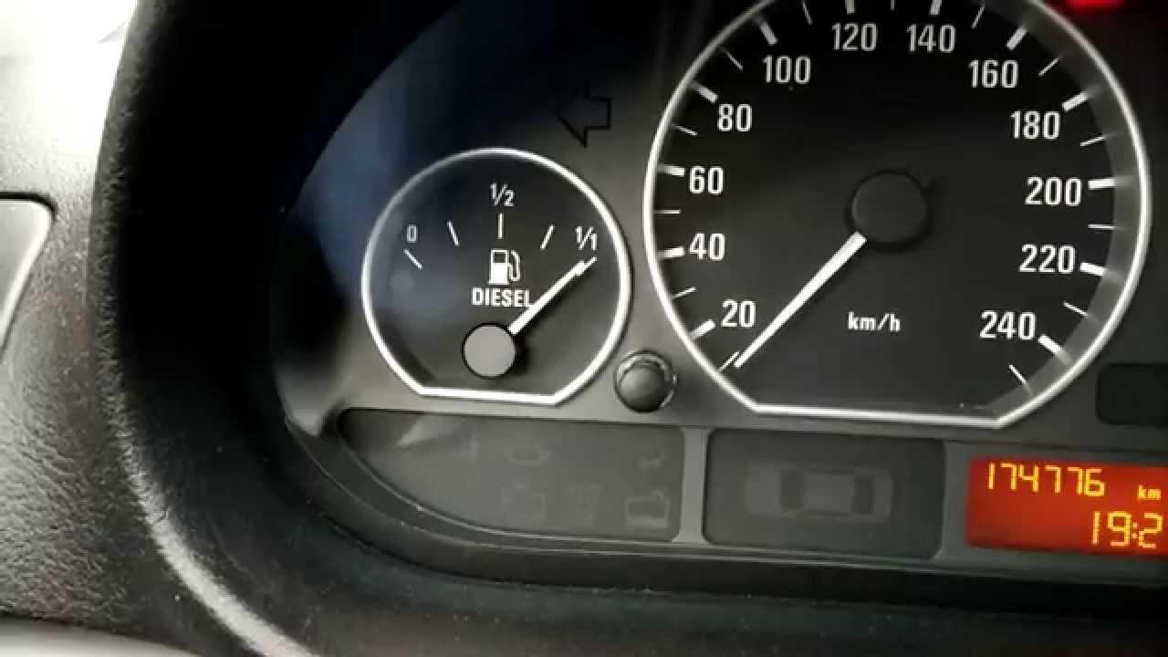 Bmw E46 320d Fuel Tank Gauge Meter Sensor Wskaz U00f3wka Paliwa