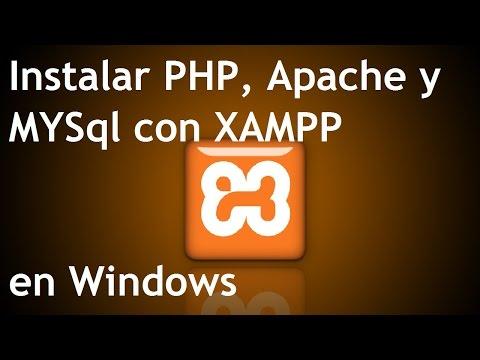 instalar-php,-apache-y-mysql-con-xampp-en-windows