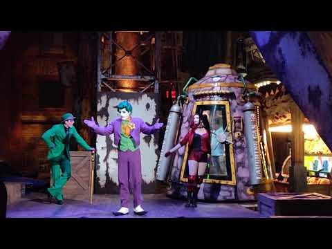WB Theme Park Gotham City