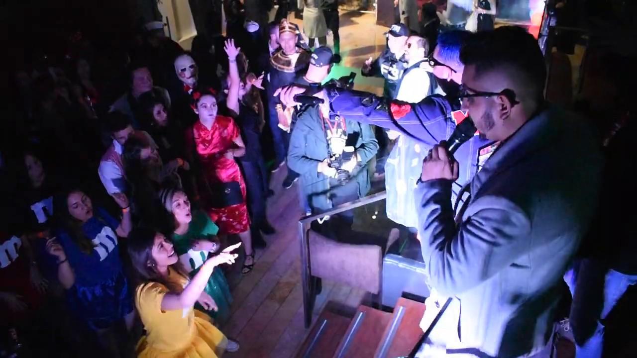 Show de Reggaeton en Bogota - LA MOLE - Tutu (Pop)
