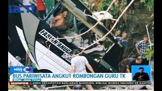 Bus Pariwisata Rombongan Guru TK di Blitar Masuk Jurang, 4 Tewas - SIS 07/12