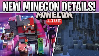New Minecon 2020 Coming Soon!!! Minecraft Convention & Next Major Update Announcement!!!